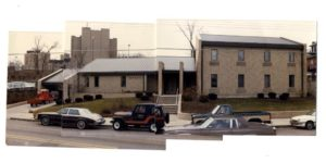 Original Ronald McDonald House, November of 1982