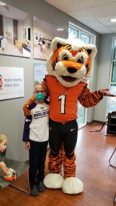 Dylan and Who Dey