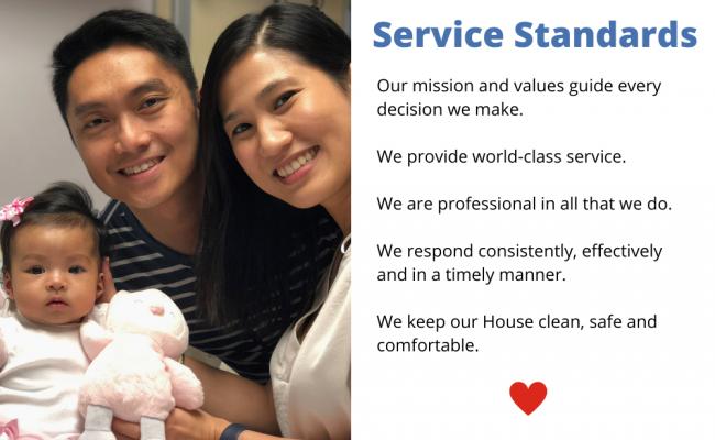 Service standards