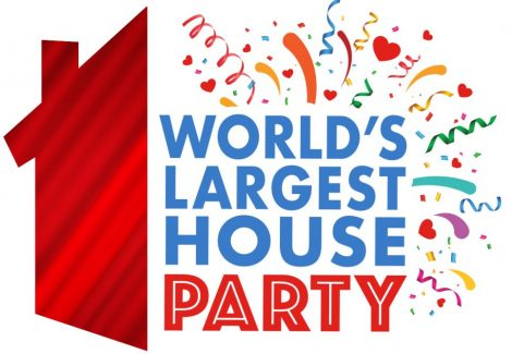 Worlds Largest House Party